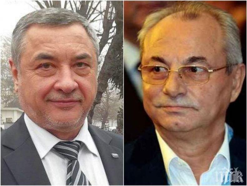 ПЪРВО В ПИК! Вицепремиерът Валери Симеонов: Периодично ще изисквам информация от НСО за охраната на Ахмед Доган
