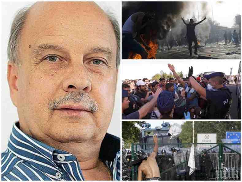 САМО В ПИК: Георги Марков с опасна аларма към България - ето каква бежанска криза ни заплашва, ако приемем пакта на ООН за миграцията