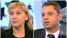 САМО В ПИК: Делян Добрев проговори за разследването на прокуратурата срещу Елена Йончева за пране на пари