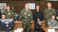 """650 военни участваха в днешното учение """"Есен"""""""