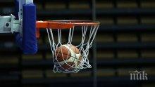 Баскетболистите на Рилски спортист отпаднаха от турнира ФИБА Европа