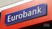 """Юробанк"" обяви споразумението за придобиване на ""Пиреос банк"""