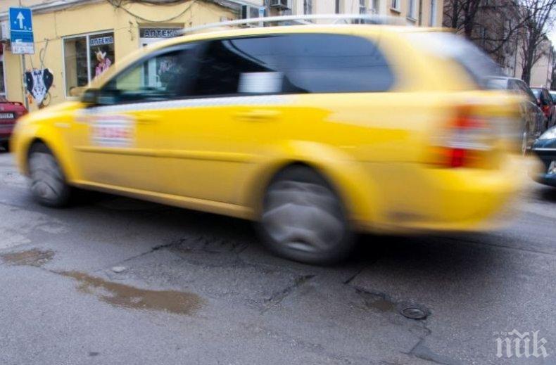 Бакшишите във Варна искат левче за километър, ще отказват поръчки