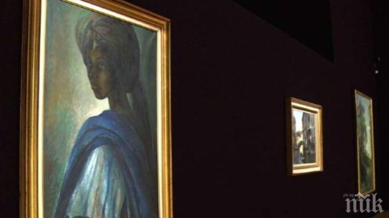 """""""Африканската Мона Лиза"""" ще бъде изложена в Нигерия за пръв път от 40 години"""