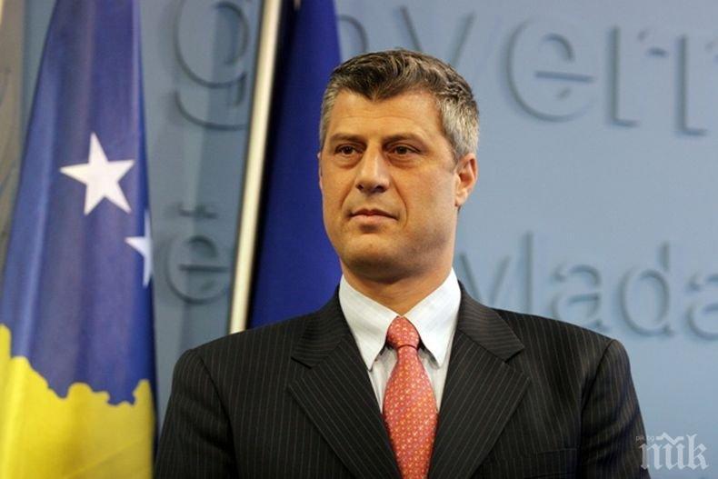 Косовският премиер посъветва Хашим Тачи да помисли дали да продължава диалога със Сърбия