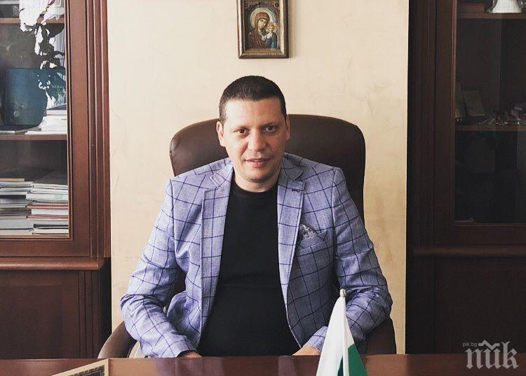 Белодробната болница на Софийска област получи още пари след намесата на областния управител Илиан Тодоров