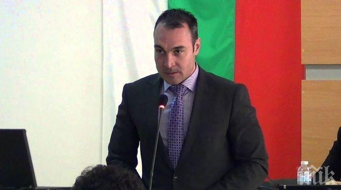 ИЗВЪНРЕДНО В ПИК TV: Депутат от ГЕРБ се отказва от имунитета си