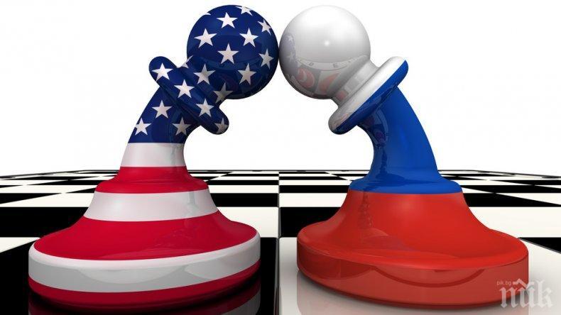 САЩ обявиха съвсем нови санкции за Русия