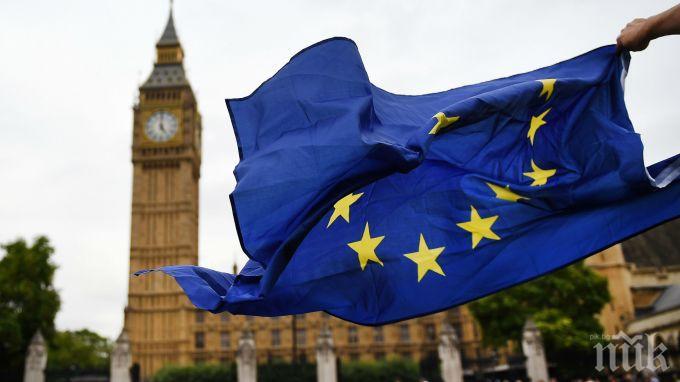 Лондон: Съобщенията за постигната сделка с ЕС за Брекзит са пресилени