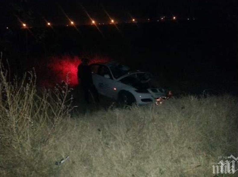 ИЗВЪНРЕДНО: Адски челен сблъсък край Пловдив, има загинали (СНИМКА)