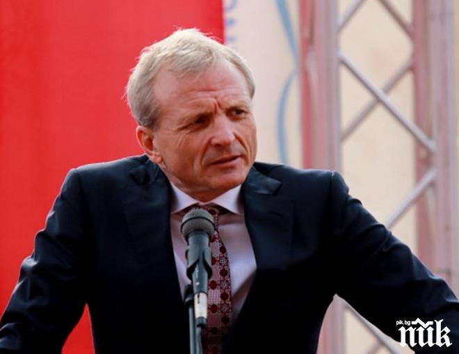 """Гриша Ганчев с важно изказване относно """"червените"""""""