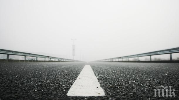 """Ремонти блокират магистрала """"Хемус"""" и """"Люлин"""""""
