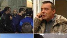 """ИЗВЪНРЕДНО: Наемник от """"Килърите"""" и мутри на ВИС-2 в авангарда на протестите. Надвисва сянката и на кредитен милионер от ДПС (СНИМКИ)"""