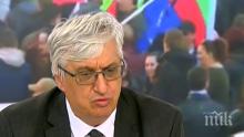 Иван Нейков: Дори опозицията, която яха всеки протест, не би изпълнила някои от исканията на недоволните
