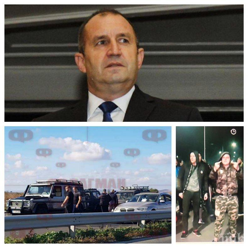Криминалната революция на Румен Радев. РЕВАНШЪТ НА МУТРИТЕ И ОЛИГАРХИЯТА