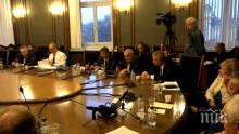 ПЪРВО В ПИК TV:  Младен Маринов: Проверяваме сигналите за платени протести