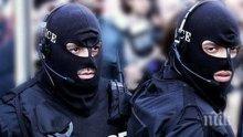 ИЗВЪНРЕДНО: Зрелищен арест в Бургас, качулки щурмуваха жилище заради дрога
