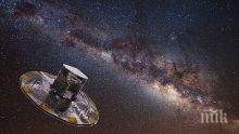 НАХОДКА! Астрономи откриха галактика-призрак край Млечния път