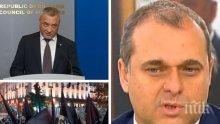 САМО В ПИК! Депутатът Искрен Веселинов за оставката на Валери Симеонов: Той направи стратегическа крачка за стабилизиране на управлението