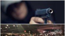 САМО В ПИК: Изнервен мъж гърмя по протестиращи в Перник: Писна ми всяка вечер да вися на магистралата!