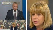 ПОЛИТИЧЕСКИ АНАЛИЗ: Йорданка Фандъкова с горещ коментар за оставката на Валери Симеонов