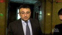 САМО В ПИК TV: Вътрешният министър Младен Маринов с коментар пред камерата ни за криминалните лица на протестите