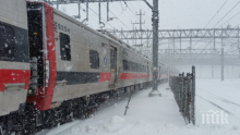Ню Йорк блокиран в снежен капан (ВИДЕО/СНИМКИ)