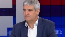 Пламен Димитров: Протестите днес са организирани
