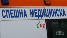 Кървав ужас: Един загинал след жестока катастрофа край Аксаково (СНИМКИ)