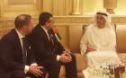 На връх рождения си ден, министър Маринов с важна среща в Дубай