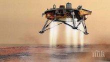 НАСА реши къде ще кацне следващият марсиански роувър</p><p>
