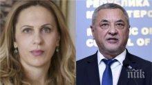 ПЪРВО В ПИК: Валери Симеонов и наследничката му Марияна Николова влязоха в парламента