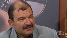 """Жоро Атанасов с горещ коментар за ситуацията на """"Армията"""""""