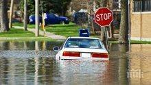 ПОТОПЪТ ИДВА: Учени предрекоха катастрофални валежи и наводнения