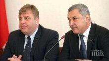 САМО В ПИК: Валери Симеонов изчаква дебатите в парламента в стаята на Емил Христов (НА ЖИВО)
