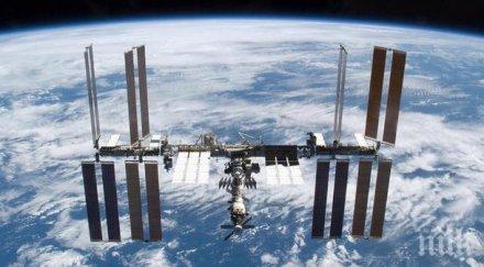 """Товарният кораб """"Прогрес МС-10"""" се скачи с МКС"""