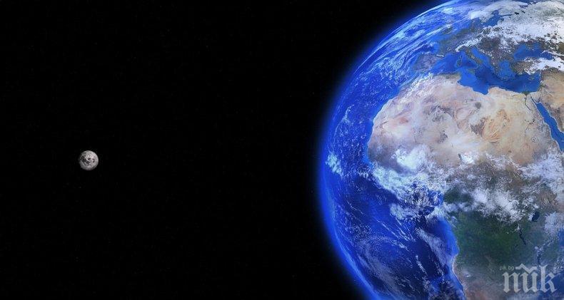 КОСМОС: САЩ и Русия строят база до Луната
