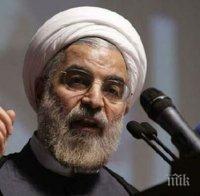 Иран с остър тон за обогяването на уран: Това е отговор на вашето зло