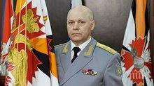 Почина началникът на руското военно разузнаване генерал Игор Коробов