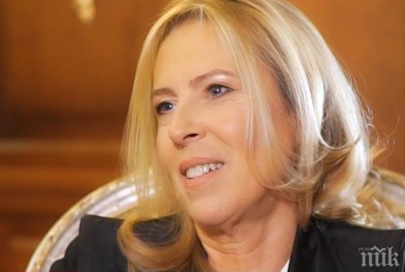 Съпругата на Орлин Горанов разкри тайната как е успяла да го задържи до себе си