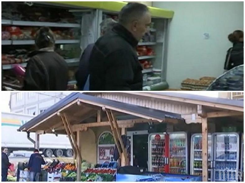 ЩЕ СЕ МРЕ ОТ ГЛАД: Храните в Косово скочиха до небето, чакат ново поскъпване