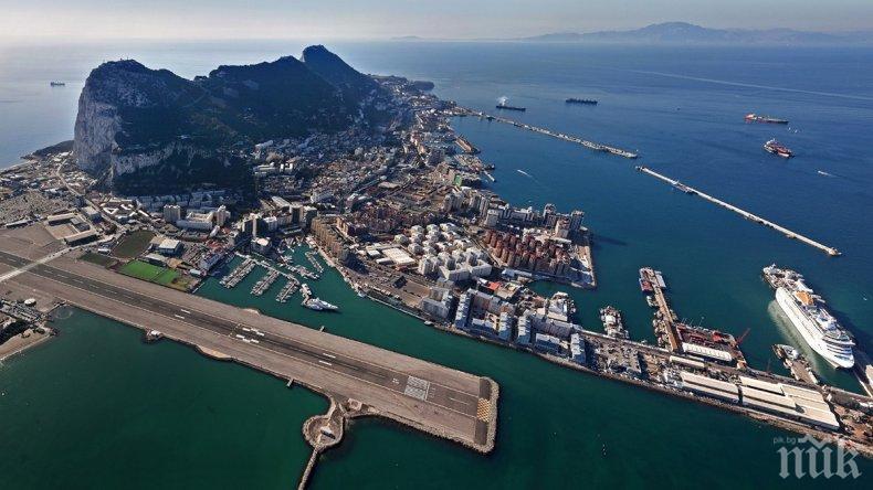"""Испания обвинява ЕС и Лондон във """"вероломно поведение"""" заради Гибралтар"""