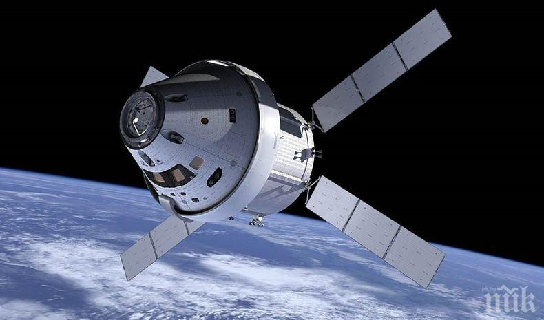КОСМИЧЕСКА КАПСУЛА: НАСА изпраща първия екипаж на SpaceX