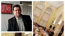 """САМО В ПИК: Прочутият живописец проф. Ивайло Мирчев за """"Голямото плюскане"""" в Националната галерия: Случилото се е много страшно и жалко. Не знам накъде вървим"""