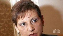 Даниела Дариткова изригна: Корнелия Нинова се занимава по-скоро с фауната в отдалечените населени места, а не с проблемите в здравеопазването