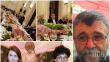 """СЛЕД """"ГОЛЯМОТО ПЛЮСКАНЕ"""" -  Писателят Христо Стоянов изригна: Бесен съм! Някаква фръцла, която живее в чужбина, използва НХГ за свой рекламен плацдарм"""