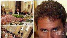 """Министър Боил Банов проговори пред ПИК за скандала с """"Голямото плюскане"""" в Националната галерия: Взел съм всички мерки, знам откъде тръгва случаят"""