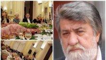 """САМО В ПИК! Вежди Рашидов за """"голямото плюскане"""" в Националната галерия: Ако аз бях министър, не бих го допуснал"""