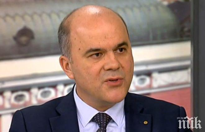 ДОБРА НОВИНА: Бисер Петков съобщи какви ще са пенсиите догодина