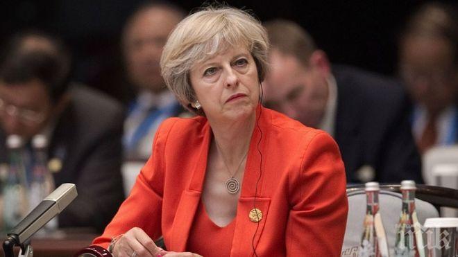 Тереза Мей защити сделката си за Брекзит в Уелс и Северна Ирландия